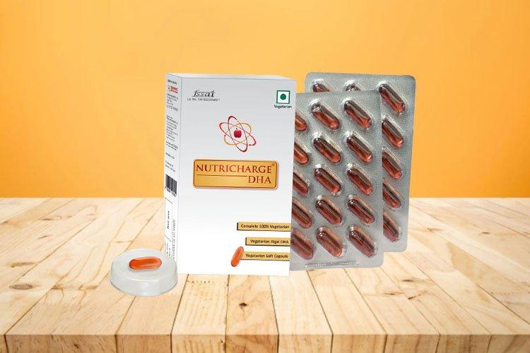 Nutricharge DHA 200 Benefit