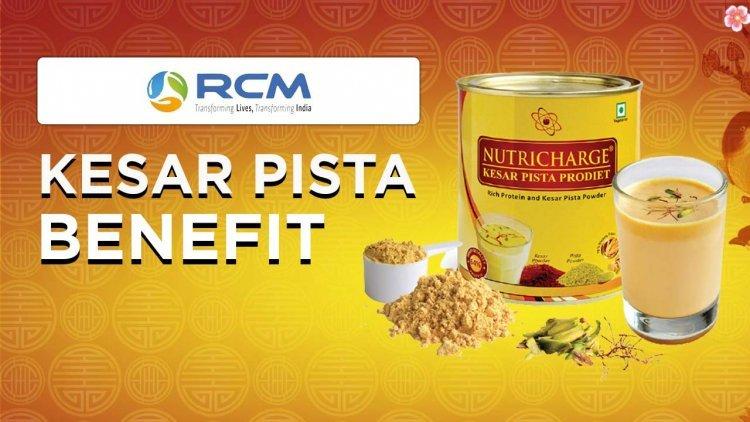 Nutricharge Kesar Pista Prodiet - benefits, price, bv