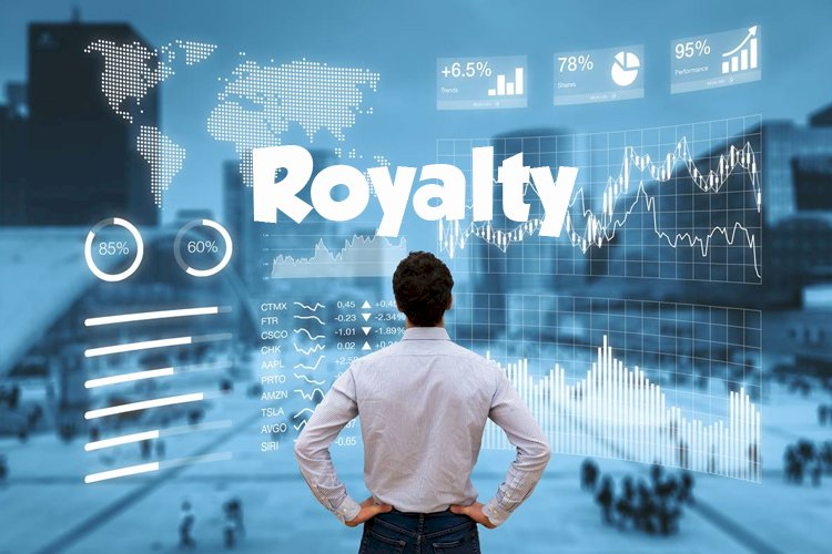 How to get royalty income in 12 months from rcm business